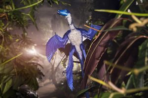 Dinosaur_World_Microraptor_2017JP__00282